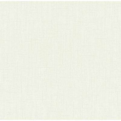 8 in. x 10 in. Coleman Eggshell Distressed Texture Wallpaper Sample