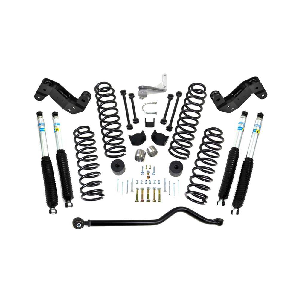 07-18 Jeep Wrangler JK 4.0in Spring Lift Kit