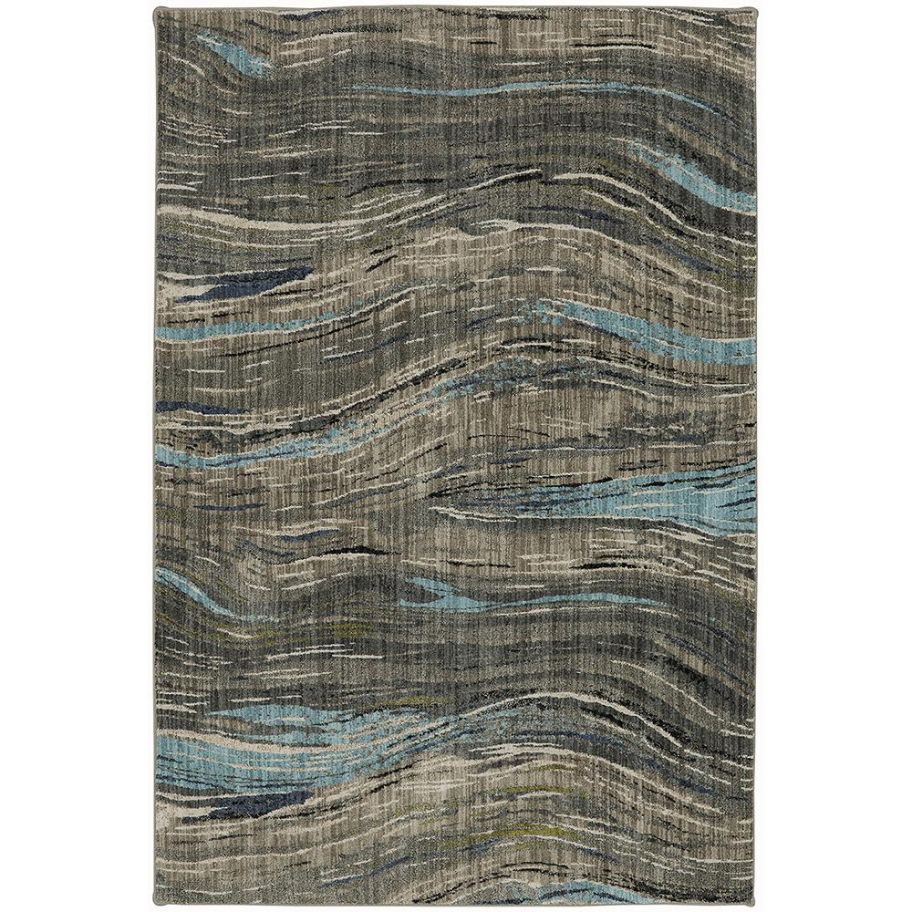Mohawk Home Amos Lagoon 8 ft. x 11 ft. Area Rug was $408.98 now $327.18 (20.0% off)