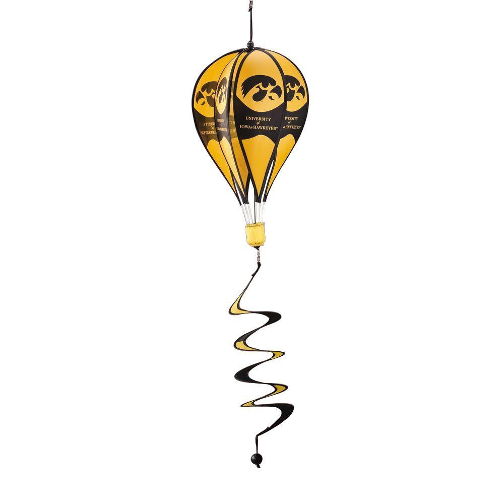 NCAA Iowa Hawkeyes Hot Air Balloon Spinner