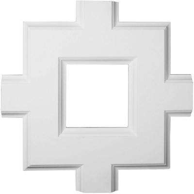 36 in. Inner Square Intersection for 8 in. Traditional Coffered Ceiling System