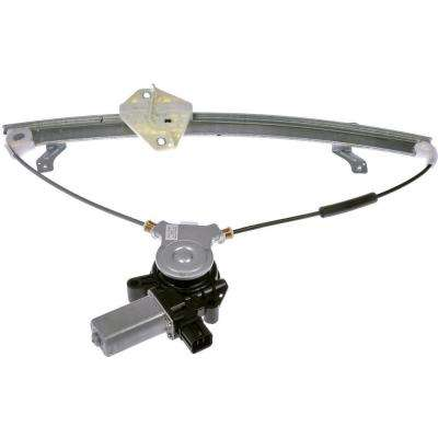 HICKS 741-306 Front Driver Side Power Window Regulator and Motor Assembly for Select Honda Accord 2003 2004 2007 2006 2005