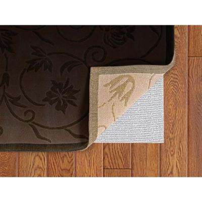 Deluxe 2 ft. x 7 ft. Non-Slip Safety Rug to Floor Gripper Pad