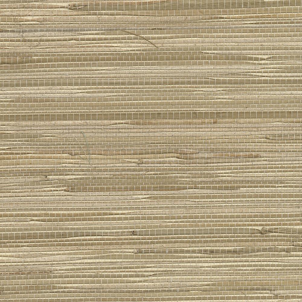 Daria Neutral Grasscloth Wallpaper