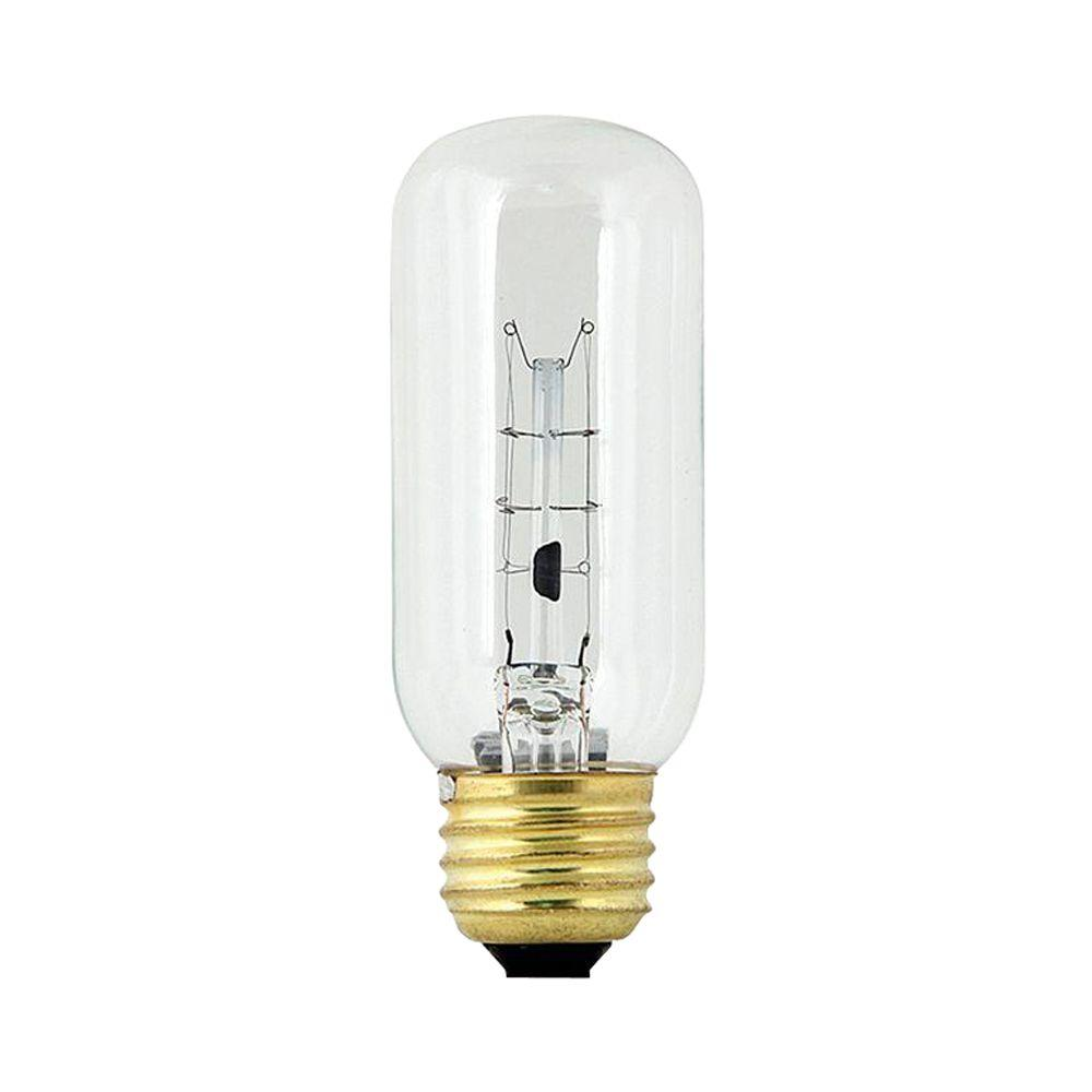 Feit Electric 60-Watt Soft White (2200K) T12 Incandescent Original Vintage Style Light Bulb