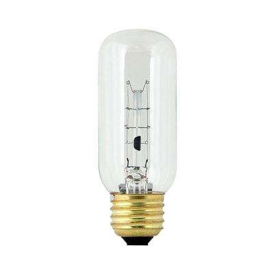 60-Watt Soft White (2200K) T12 Incandescent Original Vintage Style Light Bulb