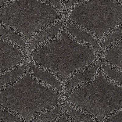Carpet Sample - Kensington - In Color Moon Dust 8 in. x 8 in.