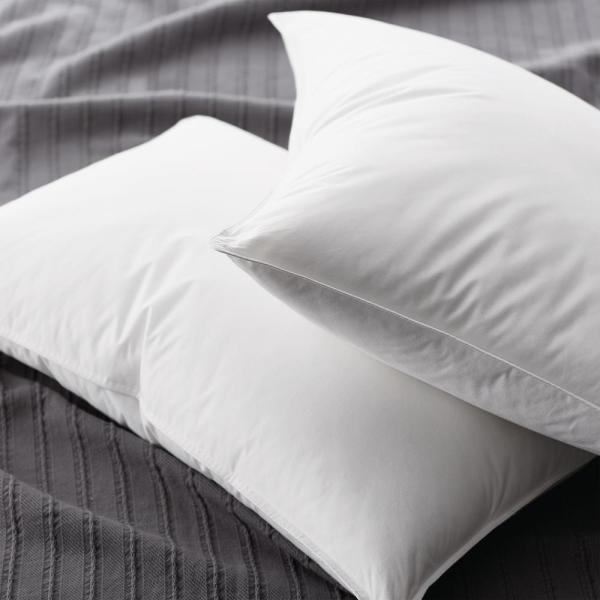 The Company Store Best Extra Firm Down Queen Pillow PP36-Q-WHITE