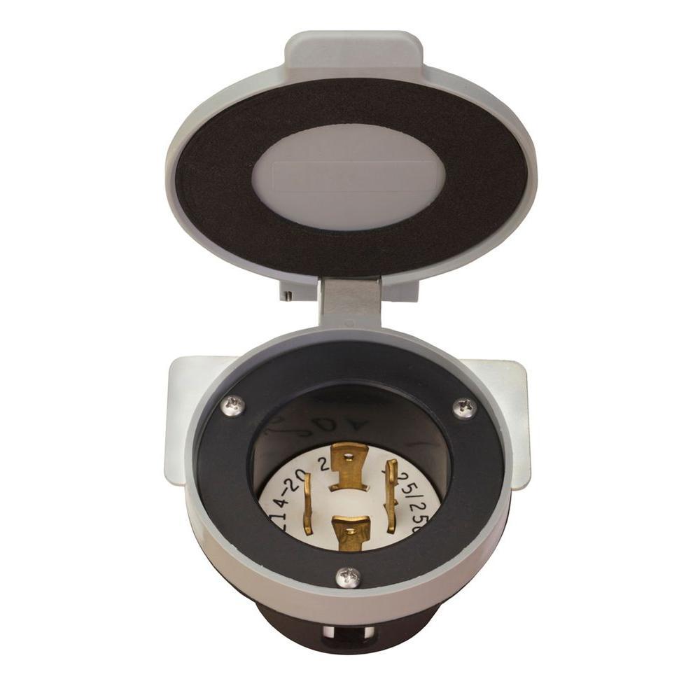 20 Amp Power Inlet Kit