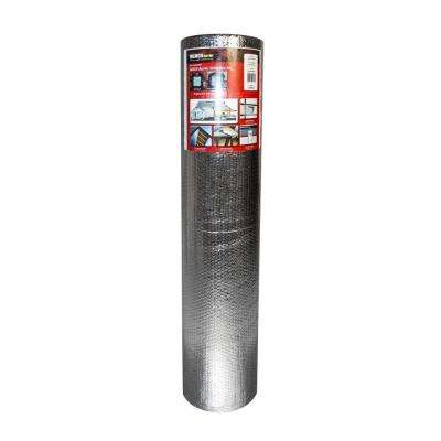 4 ft. x 50 ft. Air Double Reflective Polyethylene Insulation Roll