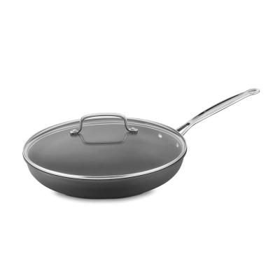 Steel Skillet with Nonstick Coating