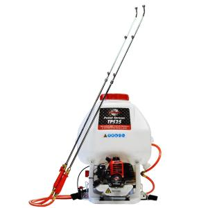 Tomahawk 6.6 Gal. Gas Power Backpack Sprayer for Pesticide and Fertilizer by Tomahawk