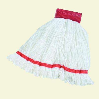 Tail Band Looped End Medium Microfiber Wet Mop (Case of 12)