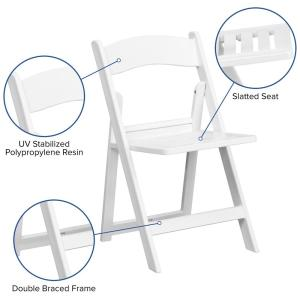 Astounding Flash Furniture Hercules Series 1000 Lb Capacity White Unemploymentrelief Wooden Chair Designs For Living Room Unemploymentrelieforg