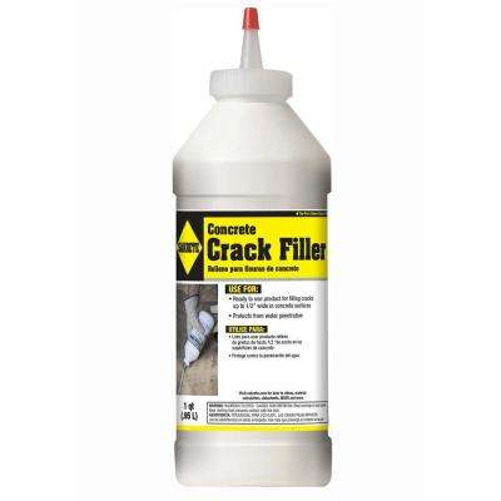 1 Qt. Concrete Crack Filler
