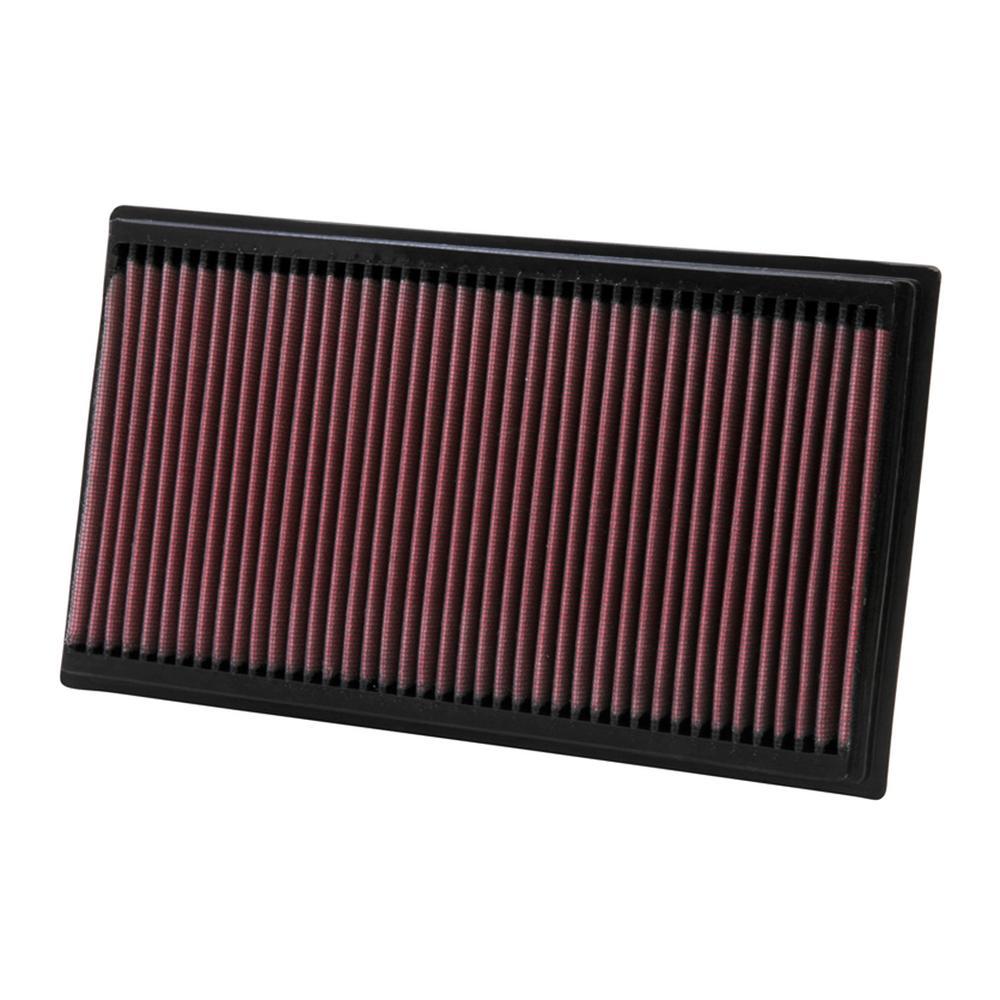 K&N Replacement Air Filter JAGUAR S-TYPE 3.0L-V6 & 4.0L-V8; 2003