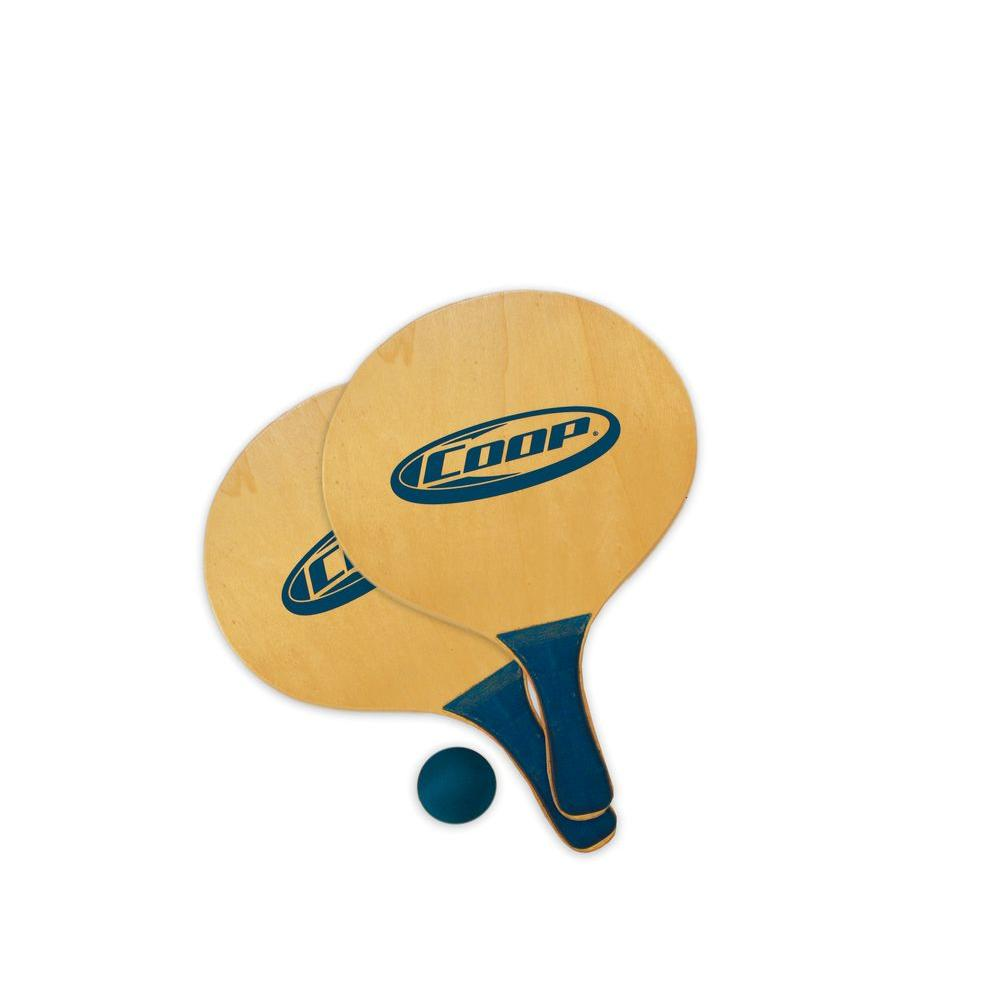 COOP Nalu Wood Paddle Ball