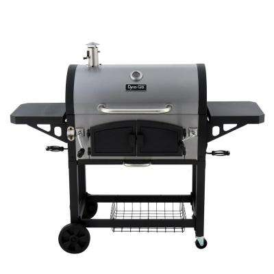 Dual Zone Premium Charcoal Grill