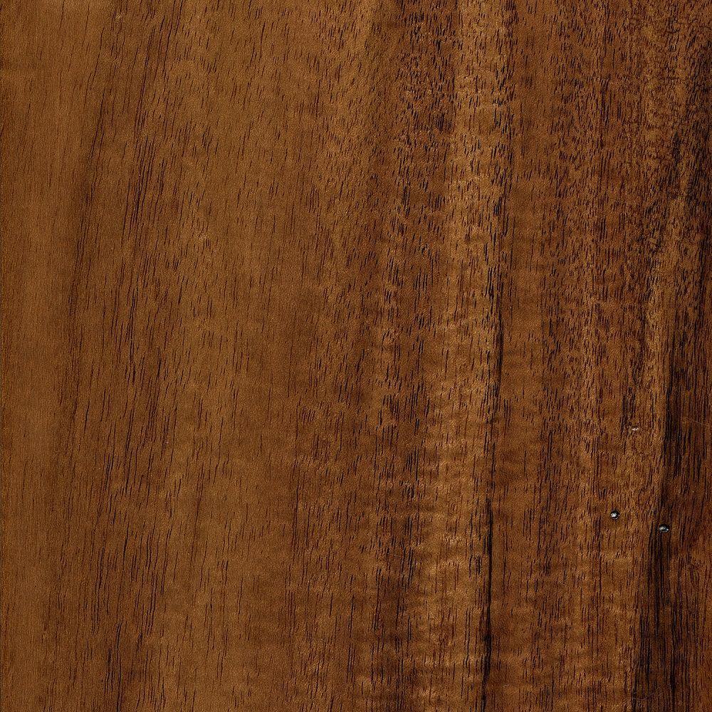 Take Home Sample - Hand Scraped Natural Acacia Solid Hardwood Flooring - 5 in. x 7 in.
