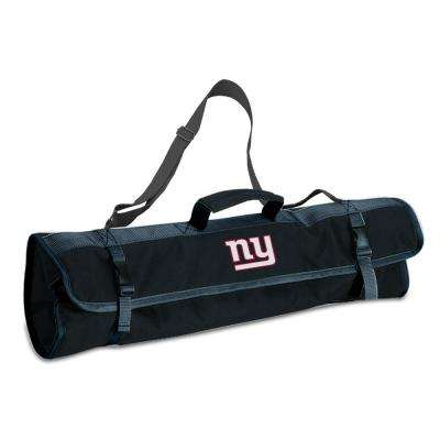 New York Giants 3-Piece BBQ Tote
