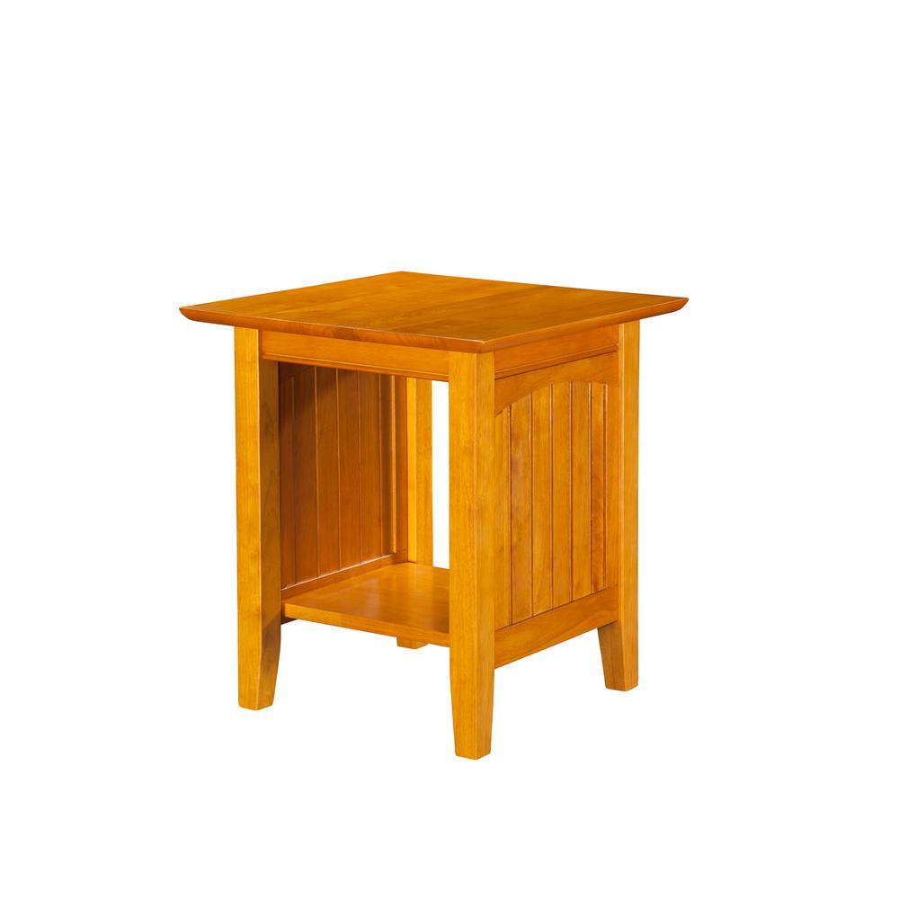 Nantucket Caramel End Table
