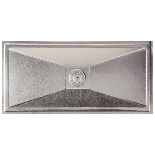 Master Flow 16 In X 8 In Aluminum Foundation Vent Cover 2 Pack Fvc168 The Home Depot