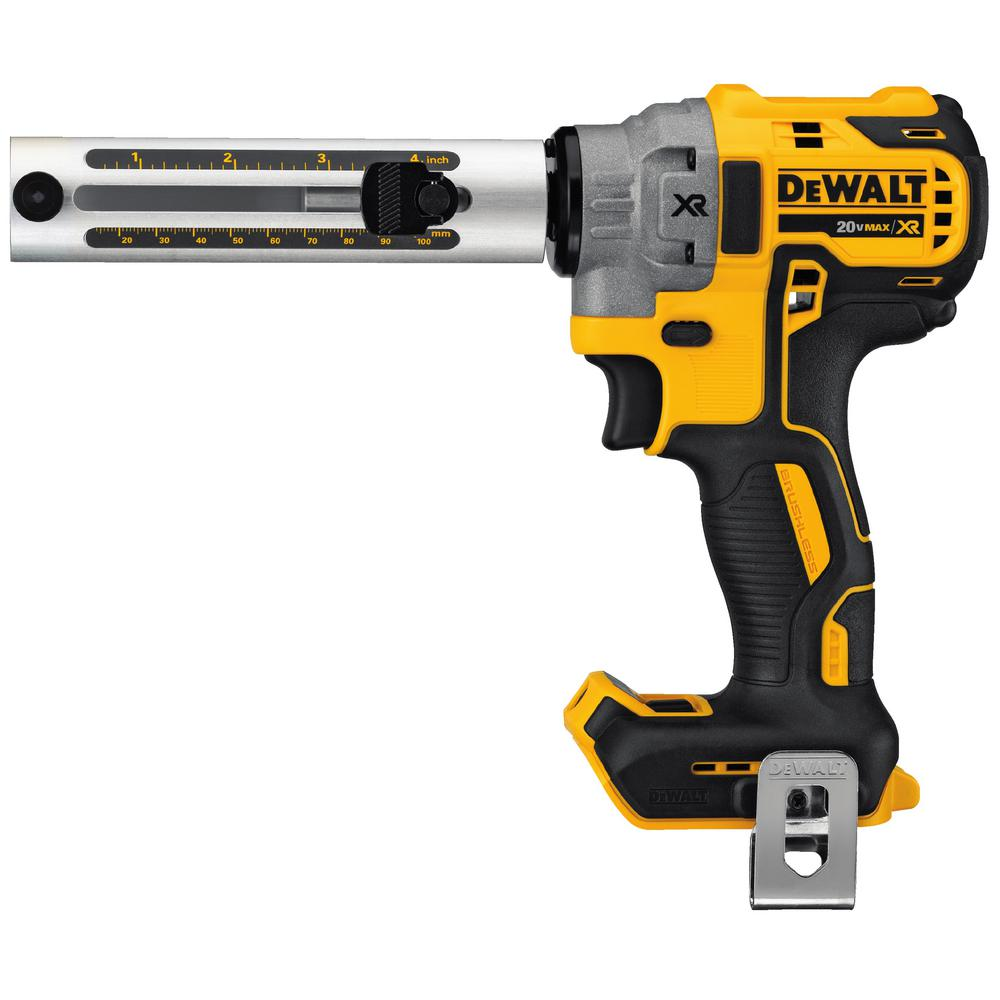 Dewalt 20-volt Max Xr Brushless Lithium-ion Cordless Cable Stripper  Tool Only -dce151b