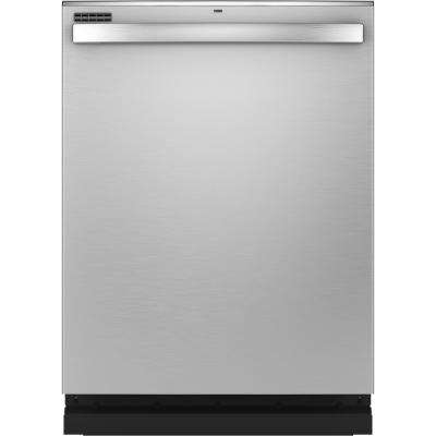 Top Control Tall Tub Dishwasher in Stainless Steel with Stainless Steel Tub and Steam Prewash, 50 dBA