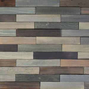 Nuvelle Deco Planks Old Forest Pewter 1 2 In Thick X 2 In