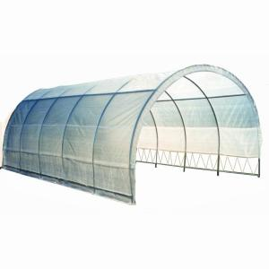 Weatherguard 8 ft. x 12 ft. x 20 ft. Round Top Commercial Greenhouse by Weatherguard