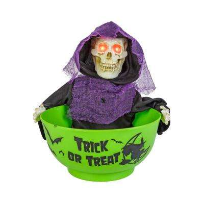 Trick-Or-Treat-Reaper Candy Bowl