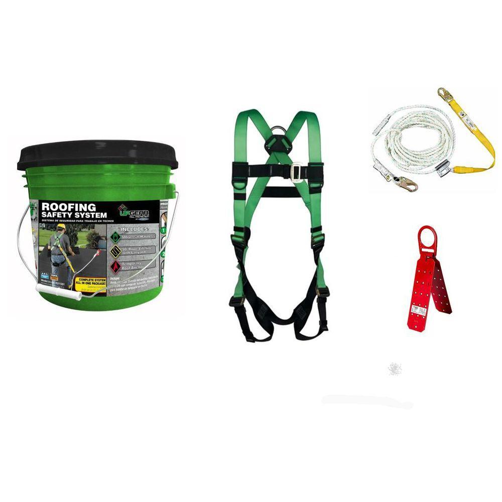 Werner Roofing Safety System K211201