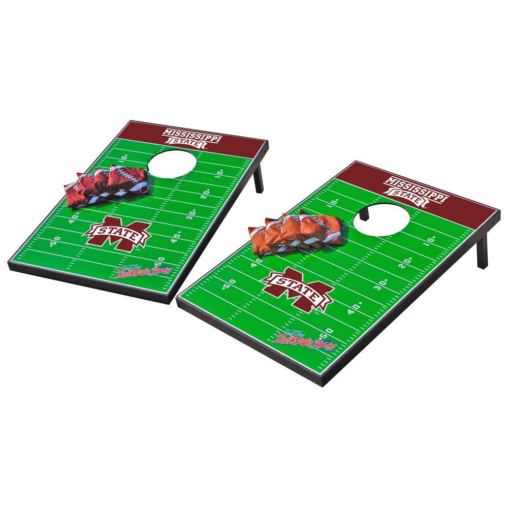 Wild Sports Mississippi State Tailgate Cornhole Toss