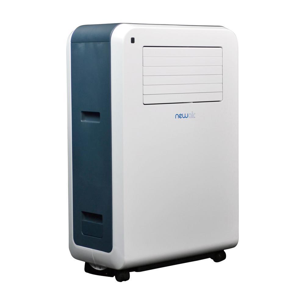 NewAir 12,000 BTU Portable Air Conditioner For 425 Sq. Ft. With Dehumidifier