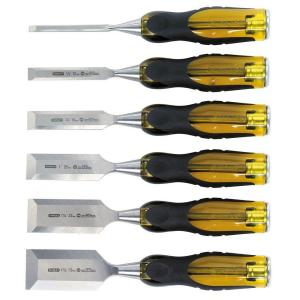 Stanley FatMax Thru-Tang Chisel Set (6-Piece) by Stanley