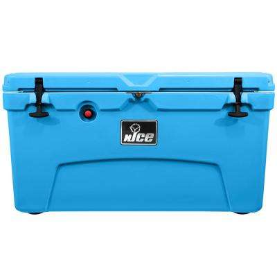 75 qt. Ice Blue Cooler