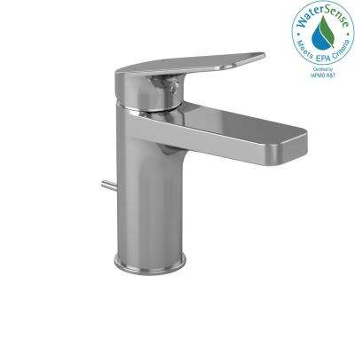 Oberon S Single Hole Single-Handle Bathroom Faucet 1.2 GPM in Polished Chrome