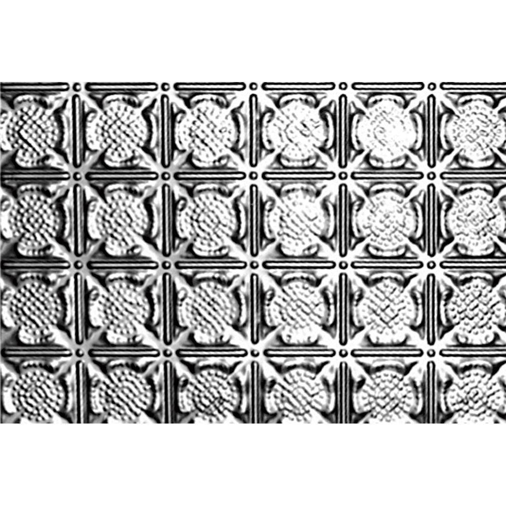 Shanko 1 1 2 Ft X 4 Ft Nail Up Direct Application Tin