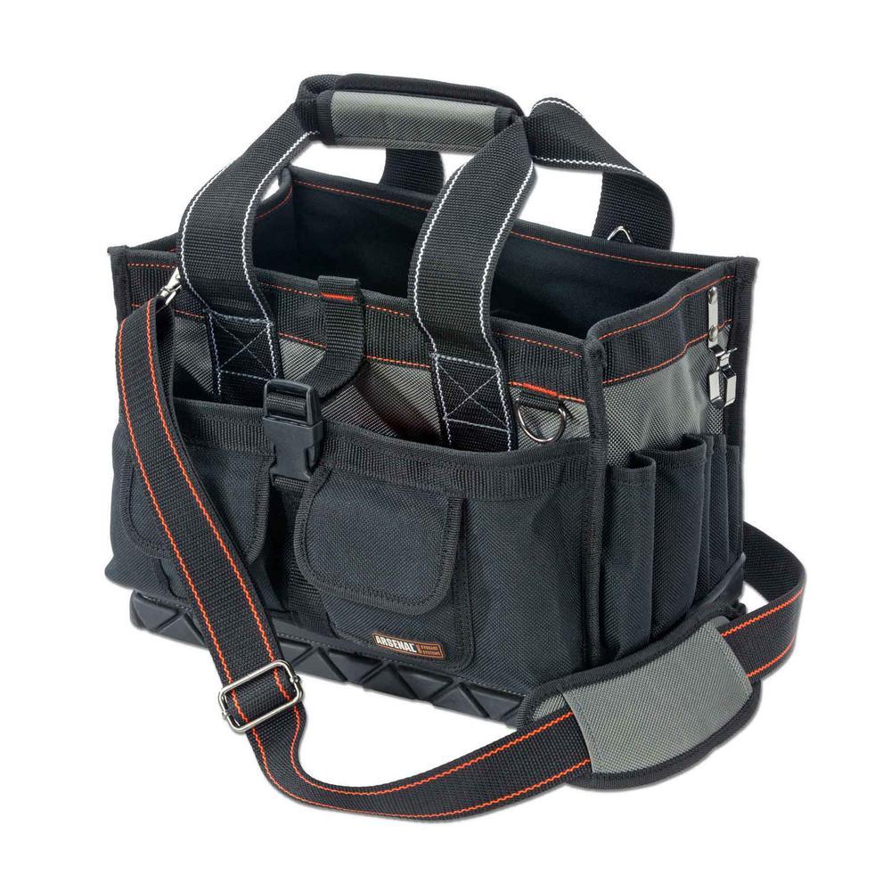 Ergodyne Arsenal 13 in. Open Top Tool Bag in Black -  13710