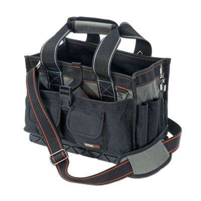 Arsenal 13 in. Open Top Tool Bag in Black