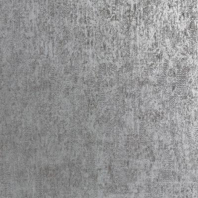 Distressed Textures Silver Wallpaper Sample