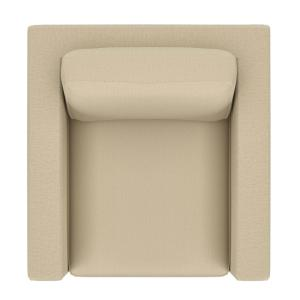 Cool Handy Living Anastasia Swivel Club Chair In Oatmeal Tan Theyellowbook Wood Chair Design Ideas Theyellowbookinfo