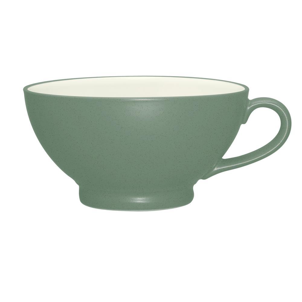 Noritake Colorwave 18 oz. Green Handled Bowl 8485-411