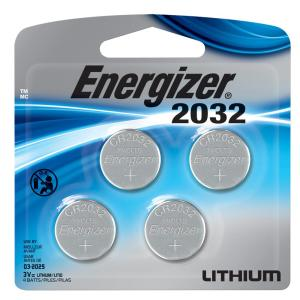 2032 Lithium Battery (4-Pack)