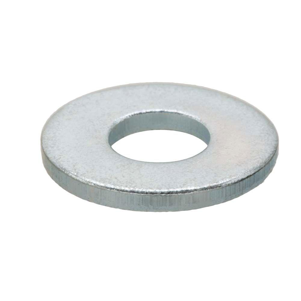 Crown Bolt 9/16 in. SAE Zinc Flat Washers-36691 - The Home Depot