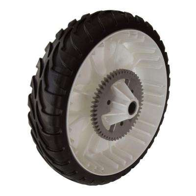 Personal Pace 8 in. Replacement Rear-Wheel-Drive Wheel for Lawn Mowers
