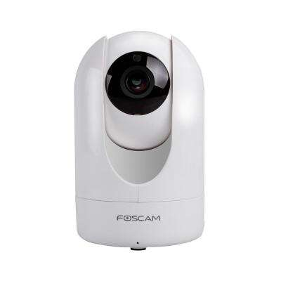 R2 1080p Wi-Fi Wireless Indoor Home Security Camera, White
