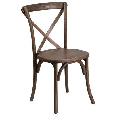 Pecan Side Chair