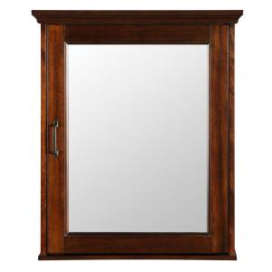 Foremost Ashburn 23 inch W x 28 inch H x 7-3/4 inch D Framed Surface-Mount Bathroom... by Foremost