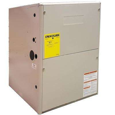 95% AFUE 120,000 BTU 2-Stage Upflow/Horizontal Residential Natural Gas Furnace